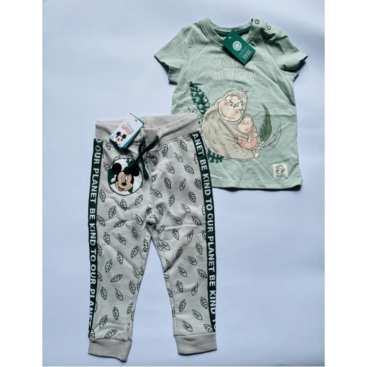 Штаны спортивные Disney baby (Польша). Размеры: 86,92,98