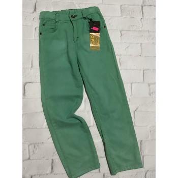 Favo Турецкие джинсы  для мальчика. Незначительный брак!!! Выгорание цвета. Уценка!!! Размеры: 110; 122.