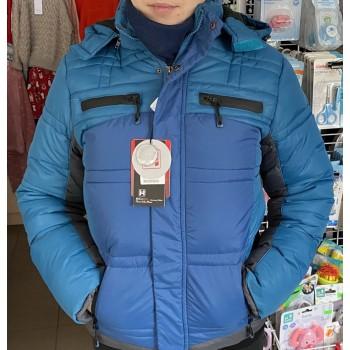 Зимняя куртка для мальчика, рост 170 см(12-13 лет)