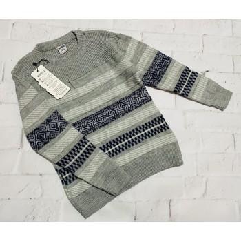RedFox тёплый свитер, Турция. Размер 122(7-8 лет).