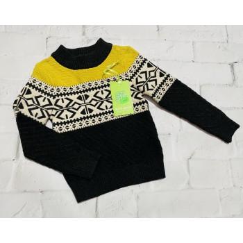 Нарядный свитерок от фирмы Many&Many, рост 90 см