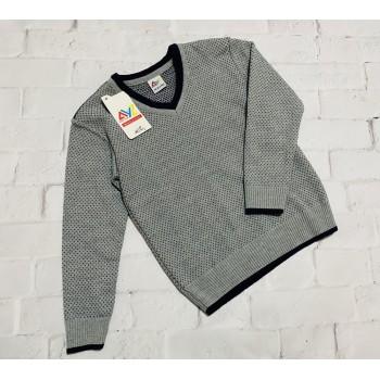 AYZ тёплый турецкий свитер высокого качества, размер 116(5-6 лет)