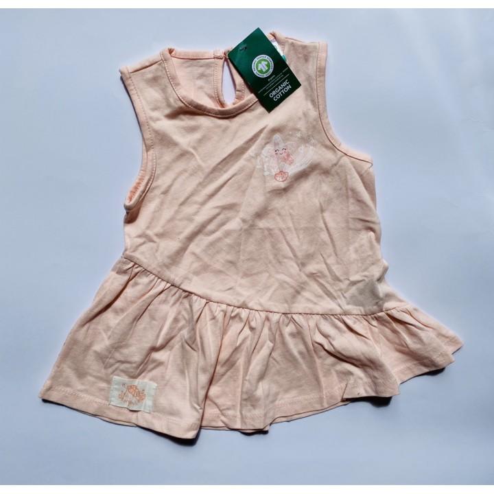 Хлопковые платья So&Cute (Польша). Размеры: 80,86,92,98