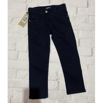 Плотные джинсы с легким начесом, Турция. Рост 122(6-7 лет).