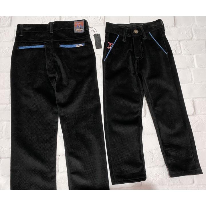 Стильные вельветовые брюки Sercino, Турция. Размеры: 104-110; 134-140; 140-146