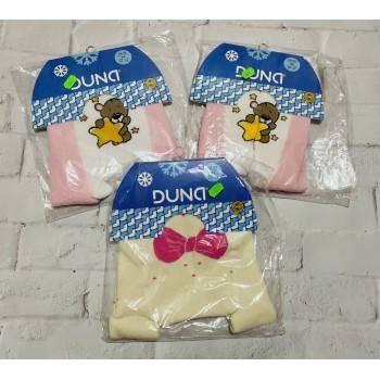 Махровые колготки Duna, рост 68/74 (6-9 мес), высокое качество!