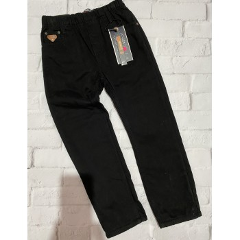 Очень тёплые джинсы на флисовой подкладке. Размер 128(8-9 лет), производство Венгрия
