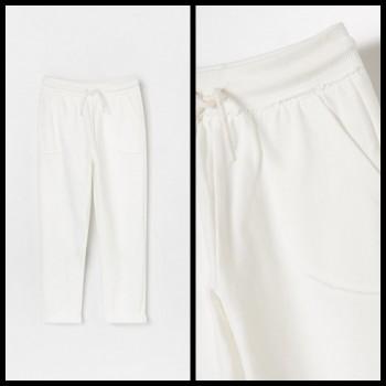 Хлопковые спортивные штаны ECO AWARE Reserved, Польша. Размеры: 110,116,122