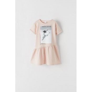 Спортивное платье Zara, размер 134 (Подойдет на 10-11 лет, полномерно)