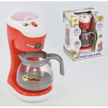 Кофеварка 3100(24) звуковые и световые эффекты, в коробке 18,5#15#25 см