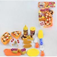 """Продукты на липучках 1029(72/2) «Fun Game"""", размер упаковки 15#8#30 см"""