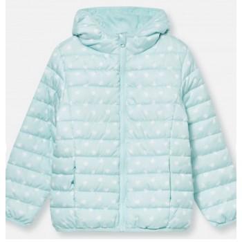 Польская Демисезонная курточка для девочки, рост 122(6-7 лет)