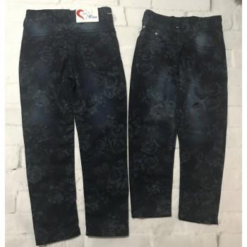 """Демисезонные цветные джинсы, Турция. Мод. """"Muna"""""""