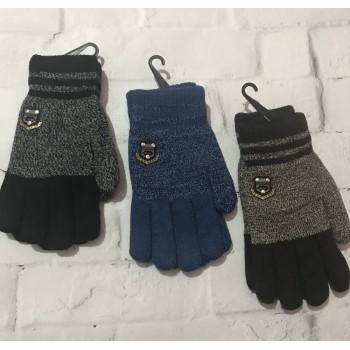 Зимние перчатки для мальчика 10-12 лет