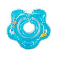 Круг на шею для купания младенцев, 0 мес+ .Разные  цвета