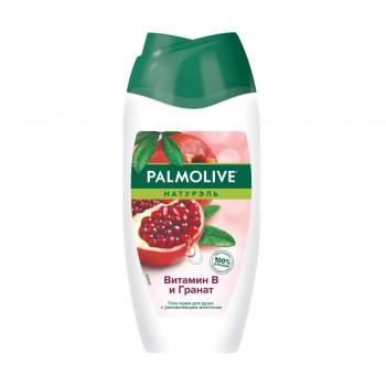 Гель-крем для душа Palmolive Витамин В и  гранат