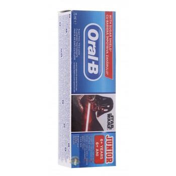 Oral-B Junior зубная паста «Защита от сахара»,возраст 6+