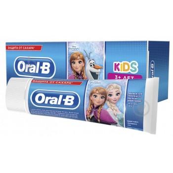 Oral-B зубная паста «Защита от сахара», возраст 3+
