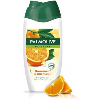 Гель-крем для душа Palmolive Витамин С и апельсин