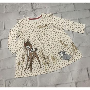 """F&F брендовые польские платья, высокого качества! Модель """"Бемби"""", размеры: 68;74;86;92"""