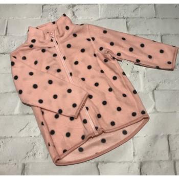 F&F теплые флисовые кофты на девочку, размеры: 92;98;104;110;116
