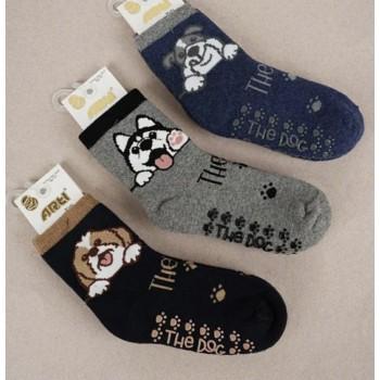 Махровые носочки Arti, размер 1-2 года (24-26). Арт 250143