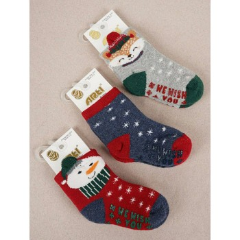 Махровые носки Arti, размер 6-12 мес. Арт 450090