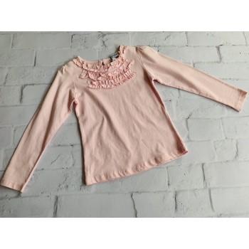 Джемпер розовый размер 98см
