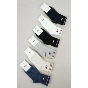 Демисезонные носки Arti (Турция), артикул 200090, размер 7-8 лет(30-32), цвет серый.