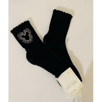 Демисезонные высокие носки Belino, Турция. Размер 11-12 лет