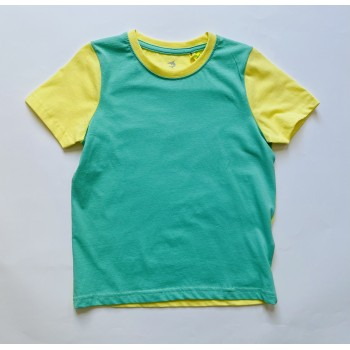 Базовая футболка Lupilu, Германия. Размер 110/116 см (5-6 лет)