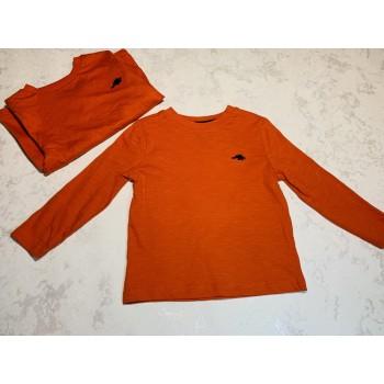 Джемпер F&F 18 мес-4 года Оранжевый