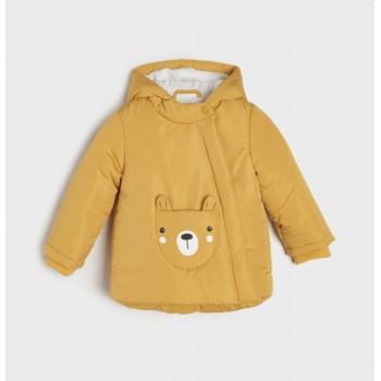 Тёплая курточка Fox&Bunny (Польша), на флисовой подкладке! Размеры: 86; 92 см