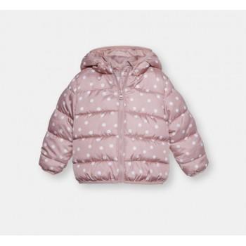 Демисезонная курточка в горошек, размеры: 68,74,80,86. Польша
