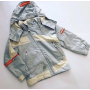 Зимняя термокуртка , модель унисекс, размер 110/116