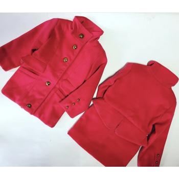 Кашемировые пальто для малышей