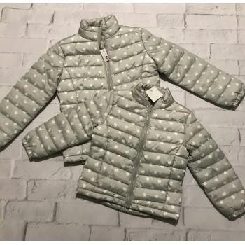Демисезонные курточки на девочку. Польша. Размер 92;122.