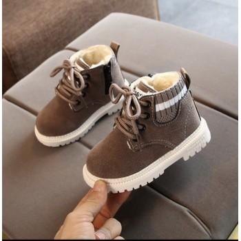 "Зимние ботинки ""Джастин"", модель унисекс"