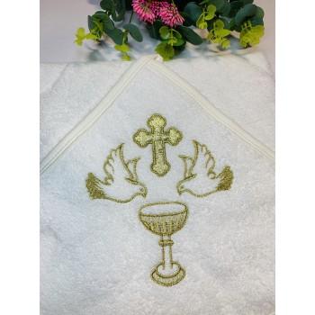 Полотенце для крещения 80*80