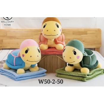 Плед- игрушка Malloory home модель «Черепашонок»