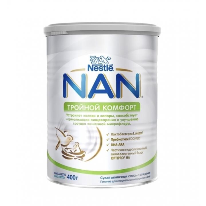 NAN 1 Тройной комфорт , 400 гр