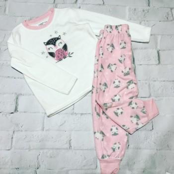 Флисовые пижамы Fox&bunny, Польша