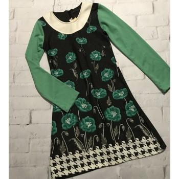 Тёплое платье на 12-13 лет, Турция
