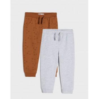 Комплект из двух штанишек Fox&Bunny (Польша). Размеры: 68,74,80,92
