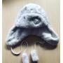 "Зимняя шапка-шлем ""Klimani"""