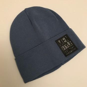 """Демисезонная шапка """"Men stile"""", объём 52-54 см"""