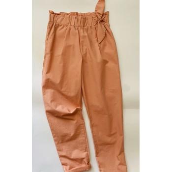 Легкие хлопковые штаны Waikiki размер 9-10 лет (134-140), полномерные