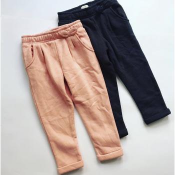 Теплые польские штанишки, цвет серый, размер 92 см