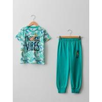 Пижамный комплект Waikiki, для мальчика. Размеры: 4-5, 5-6, 6-7 лет