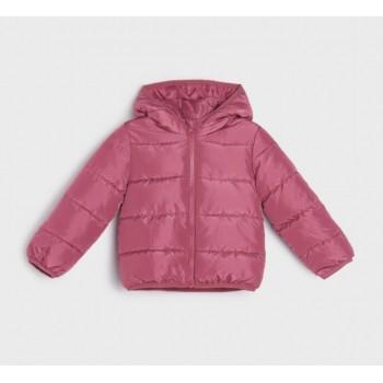 Демисезонная курточка Fox&Bunny спортивного стиля, с капюшоном. Размеры: 104;110;116;122